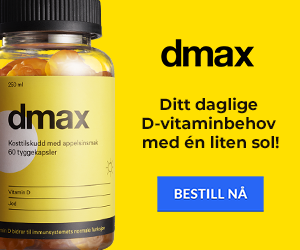 dmax - vinterens viktigste vitamin!